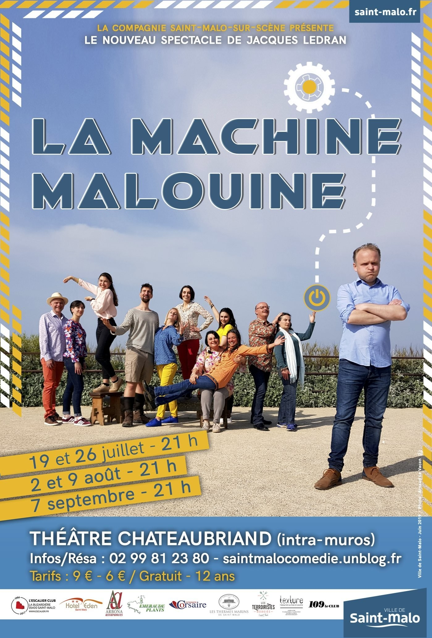 La Machine Malouine